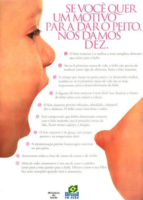Por que amamentar? Aline Lamarco, Nutricionista Materno-Infantil traz 10 motivos para você amamentar. Nutricionista em alphaville