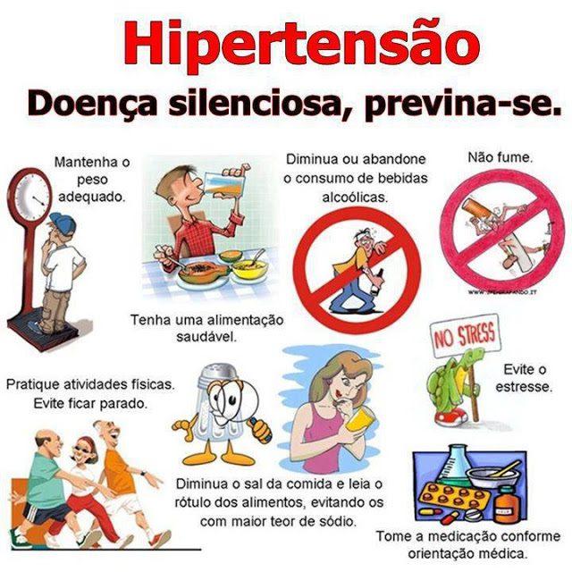 Para prevenir a hipertensão Arterial - HAS. Nutricionais Aline Lamarco