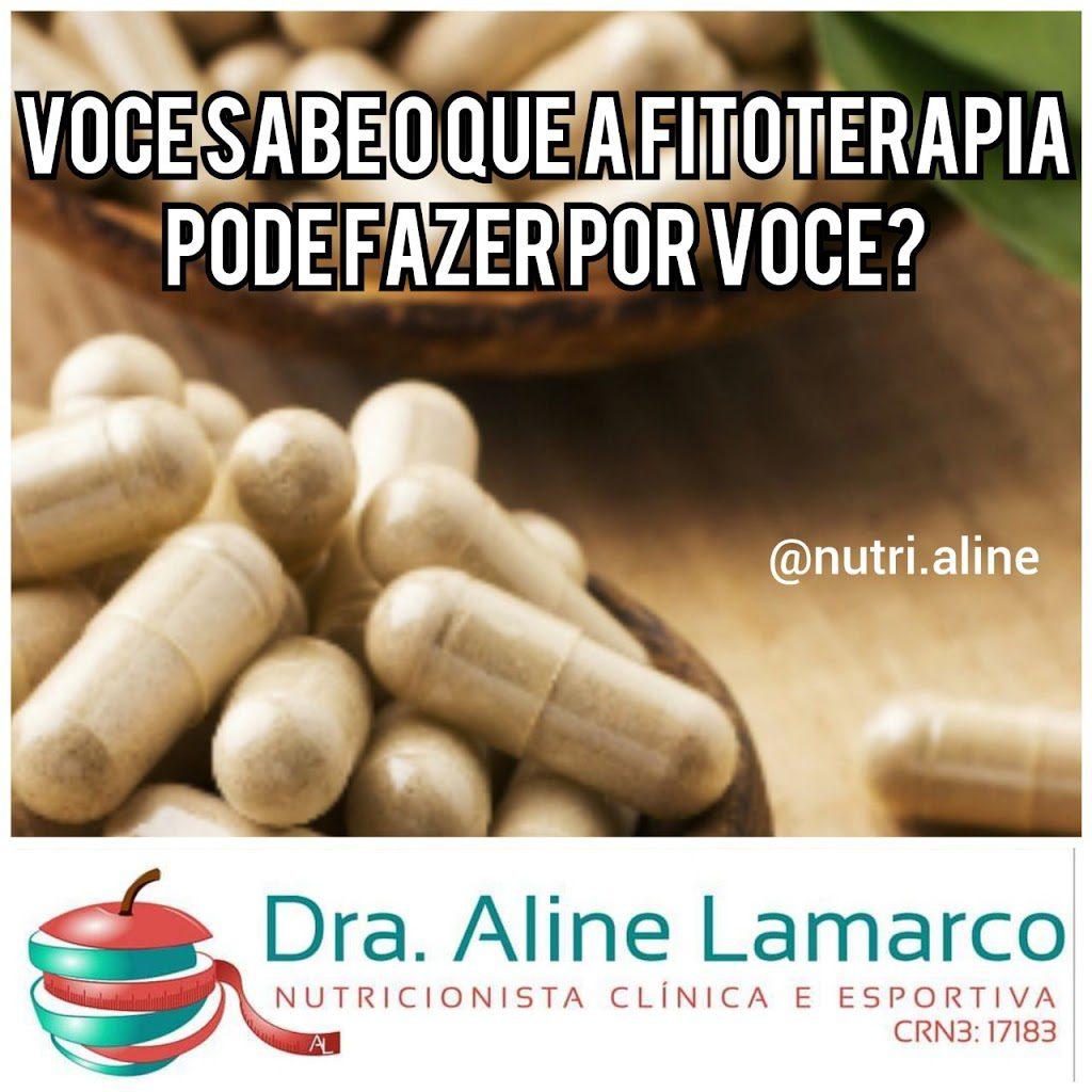 Você sabe o que a fitoterapia pode fazer por você? Dra. Aline Lamarco, Nutricionista em Alphaville, explica sobre essa alternativa natural aos remédios.