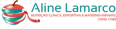 Aline Lamarco – Nutricionista em  Alphaville Logo